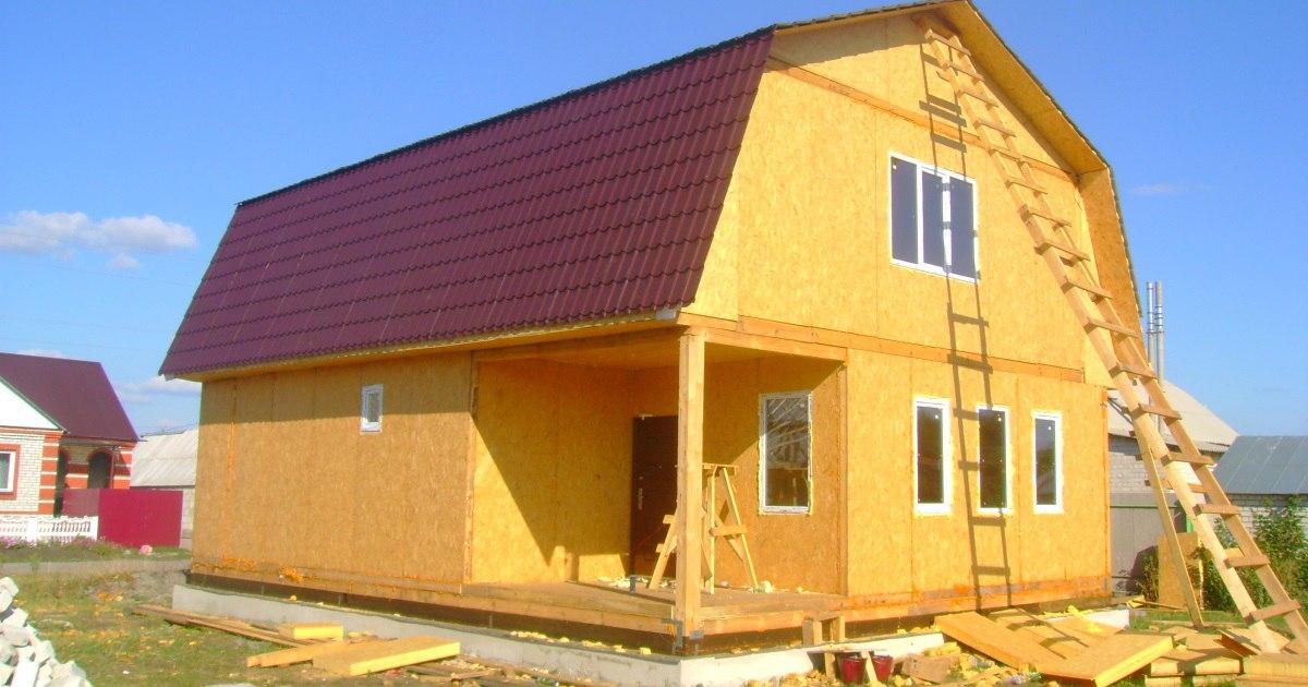 Готовые проекты каркасных домов для строительства в городе Южно-Сахалинск